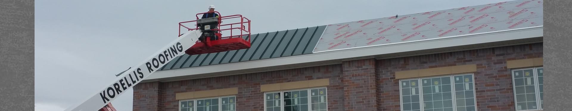 Sheet Metal Roofs