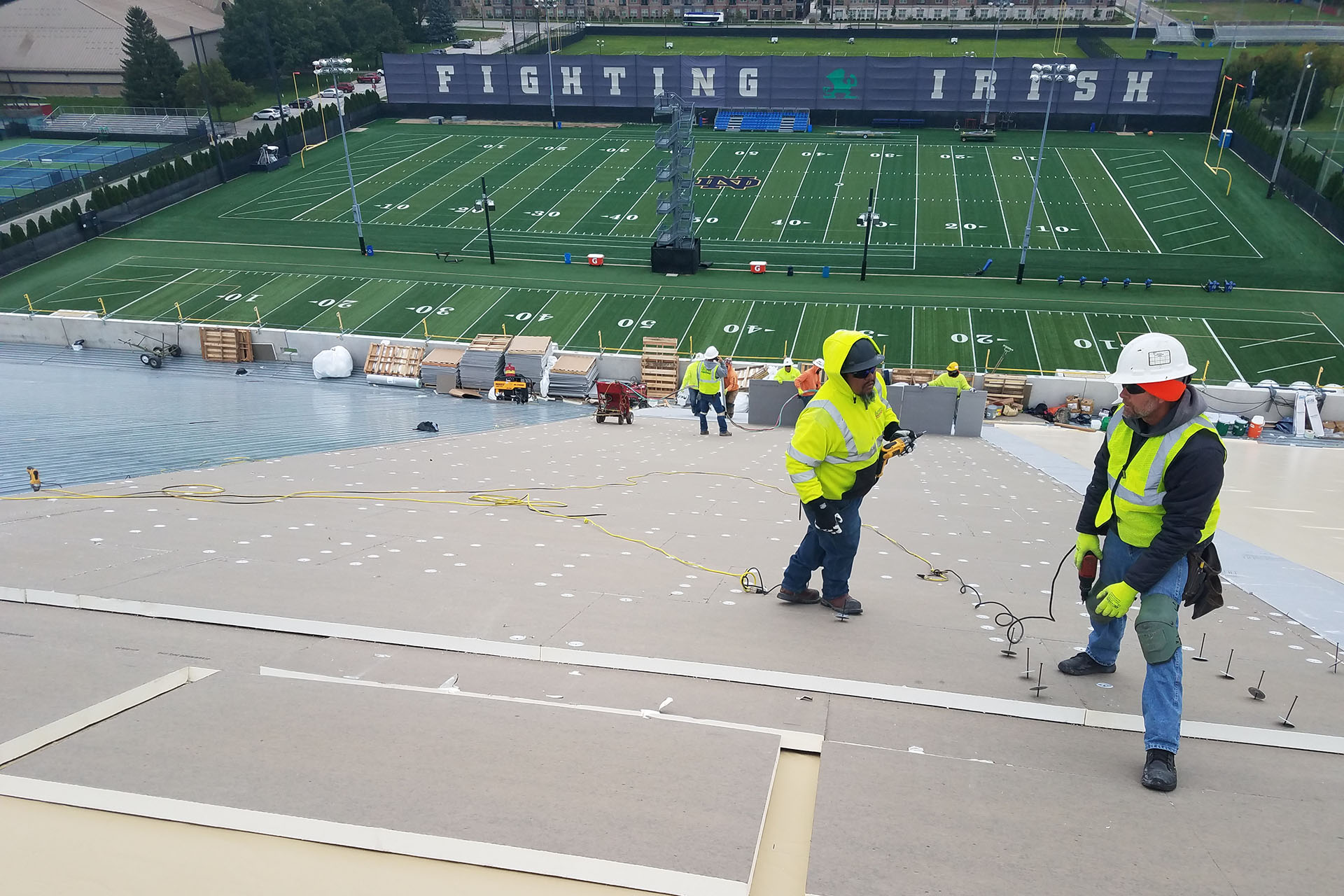Notre Dame Practice Facility