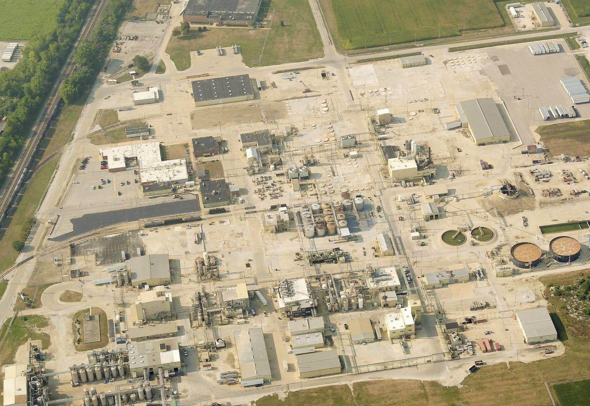 Chemical Manufacturing Plants