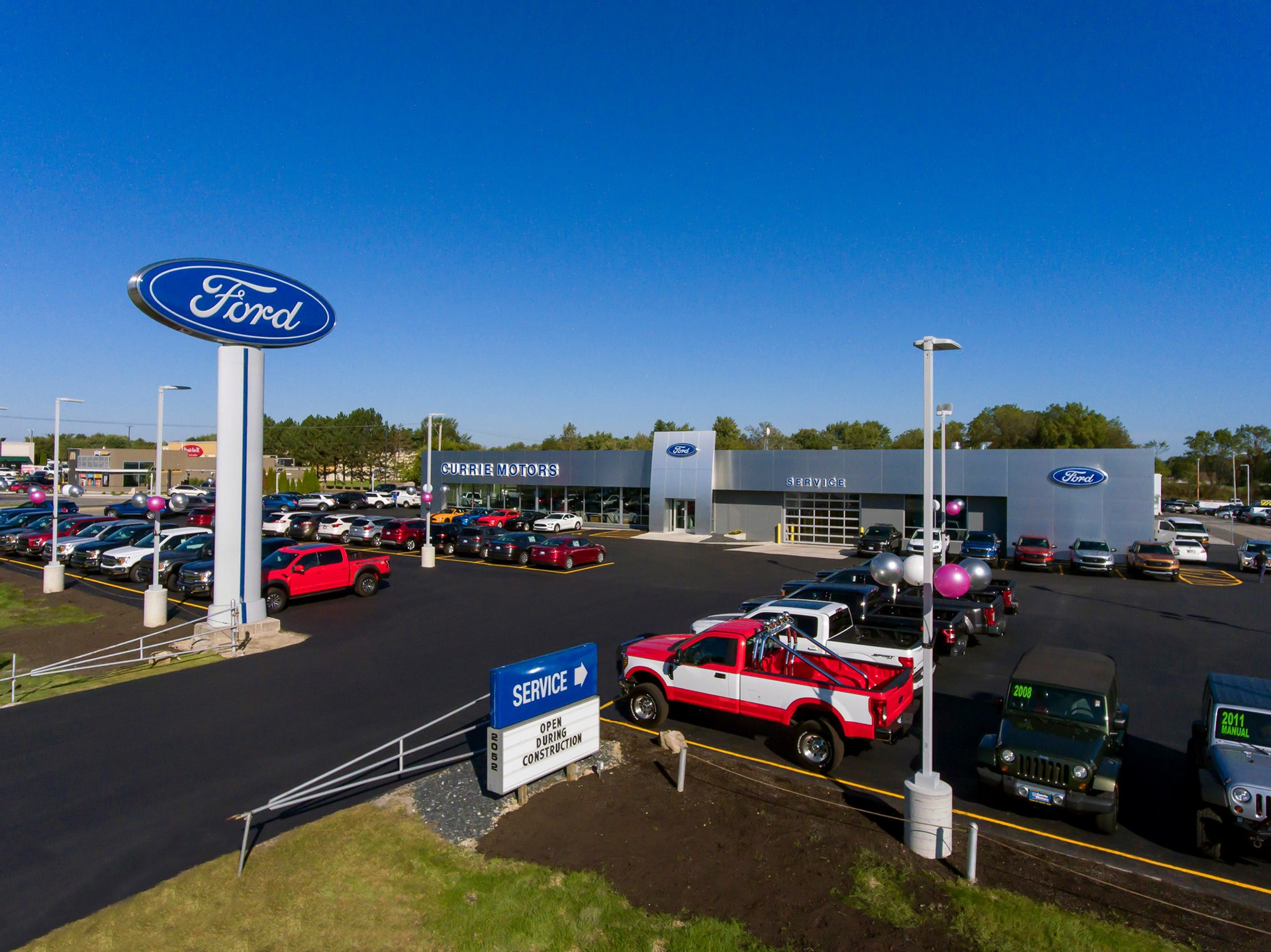 Currie Motors Ford Valparaiso